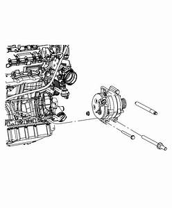 Jeep Grand Cherokee Generator  Engine   220 Amp Alternator