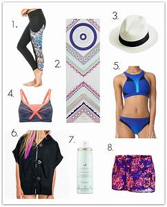 Must Haves Sommer 2015 : fitness fashion must haves spring 2015 whitney e rd ~ Eleganceandgraceweddings.com Haus und Dekorationen