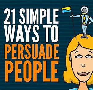 Pics For > Persuading People