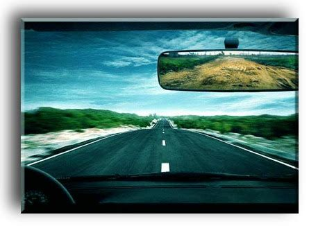Time Stop Looking The Rear View Mirror Unwalled