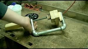 Building Plumbing C-Clamps - YouTube