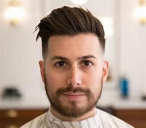 Coupe De Cheveux Homme Tendance 2018 : coiffure homme tendance 2018 un d grad d id es obsigen ~ Melissatoandfro.com Idées de Décoration