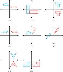 Coordinate Plane Worksheet Transformations In The Coordinate Plane Ck 12 Foundation