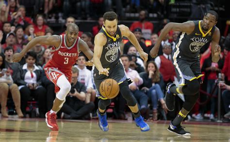 Playoffs da NBA: o que esperar de Houston Rockets x Golden ...
