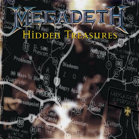 listen   megadeth hidden treasures radio