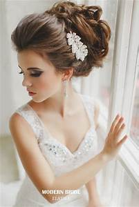 20 Most Beautiful Updo Wedding Hairstyles to Inspire You Deer Pearl Flowers