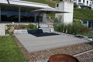 Wpc Terrasse Verlegen : wpc terrassen gallerie wooden tec deutschland ~ Markanthonyermac.com Haus und Dekorationen