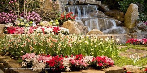 blossoms northwest flower garden show theme