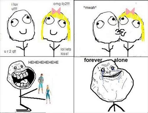 Forever Alone Meme Picture - forever alone 20 pics