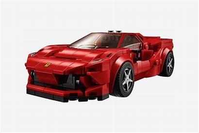 Lego Ferrari F8 Tributo Speed Champions Release