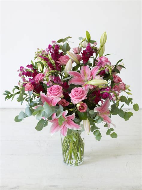 how to arrange flowers in a vase how to create a front facing vase arrangement hgtv