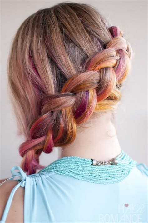 Easy And Cool Hairstyles by Cool Easy Braid Hairstyles