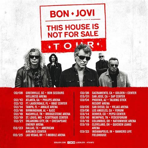 Bon Jovi Singer Jon Discusses This House Not