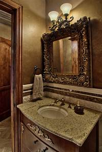 powder room mirror Stylize Your Home With Decorative Mirrors
