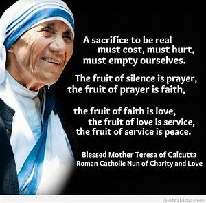 quotes images Mother Theresa