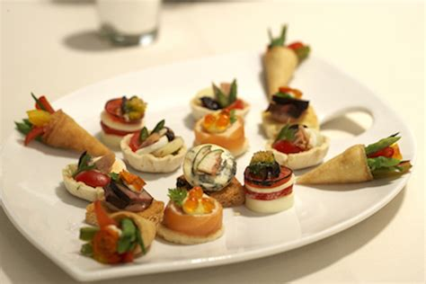 housse canapes 16 essential wedding catering terms senate house