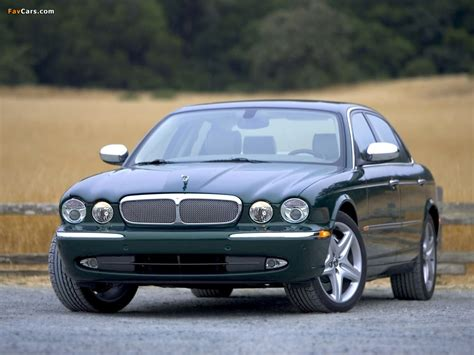 Pictures of Jaguar XJ Super V8 (X350) 2003–07 (1024x768)