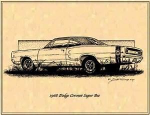 Dodge Super Bee 1968