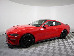 New 2019 Ford Mustang EcoBoost 2dr Car in Parkersburg #F19200 | Astorg Auto