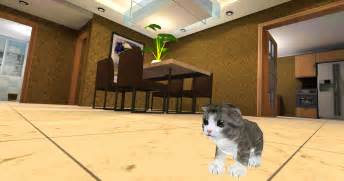 cat simulator kitten cat simulator 3d craft 1mobile