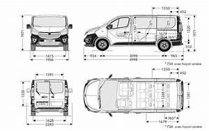 Dimension Opel Vivaro : une voiture 4 enfants et un coffre les mondes de cyborg jeff ~ Gottalentnigeria.com Avis de Voitures