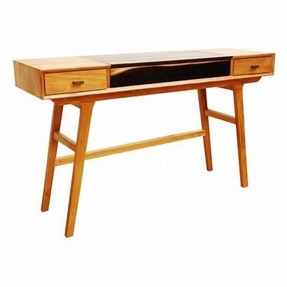 Console Table Retro Tone Slim Libra Line