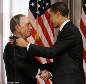 New York Mayor Michael Bloomberg endorses Obama as 'he's ...