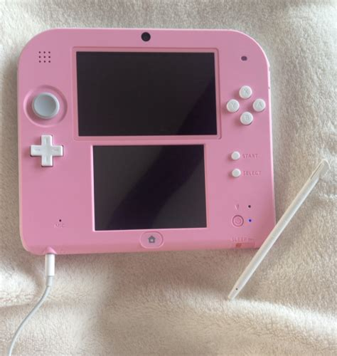 pink 2ds