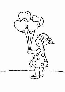 Herzen Zum Ausmalen : kostenlose malvorlage herzen herz luftballons zum ausmalen zum ausmalen ~ Buech-reservation.com Haus und Dekorationen
