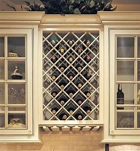 Wine, Rack, Lattices