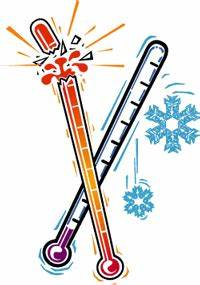 Sweltering heat, bone-chilling cold - The Fabricator