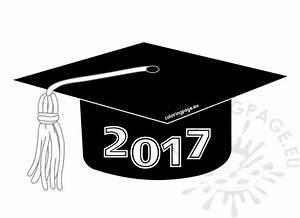 2017 Graduation Cap Logo - Clipart Library