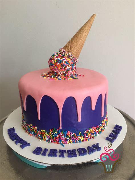 food birthday cakes