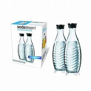 Flaschen Günstig Kaufen : sodastream glaskaraffe im wassersprudler test 2017 ~ Orissabook.com Haus und Dekorationen