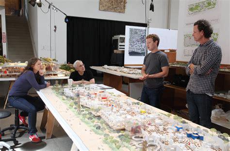 U Home Interior Design Facebook : Facebook's New Menlo Park Campus To Be Designed By Frank Gehry