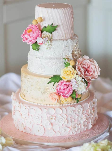 Spring Wedding Cake Ideas These Will Leave You Breathless