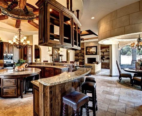 Ranch Home Interiors by Catrina S Ranch Interiors Kitchen Kitchen House