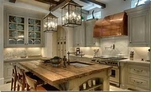 ilot central cuisine bois brut mzaolcom With superior meuble ilot central cuisine 0 ilot central cuisine en bois uzes