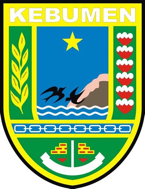 logo kabupaten kebumen kumpulan logo indonesia