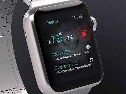 Smart Apple Control Inspiration App Dribbble Shots