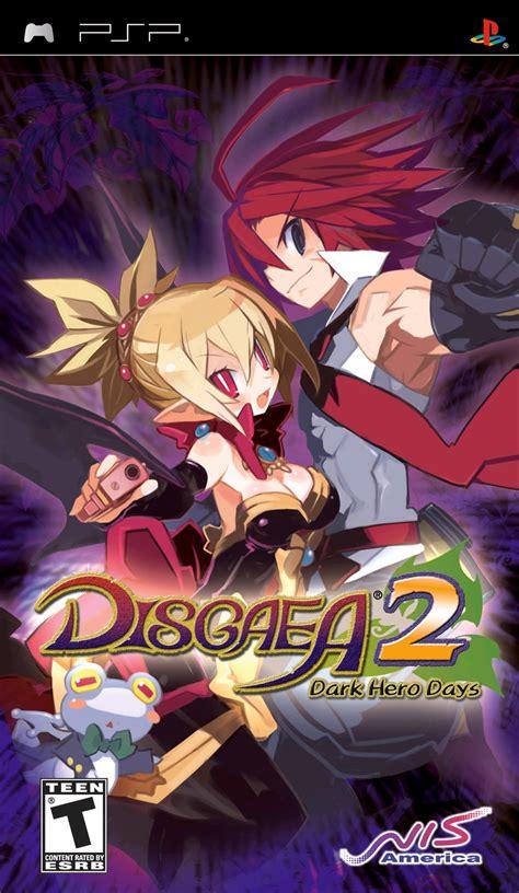 disgaea  dark hero days playstation portable ign