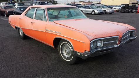 1968 Buick Lesabre by 1968 Buick Lesabre 400