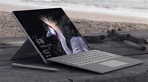 Microsofts New Surface Pro 2017 Vs Apple IPad Pro