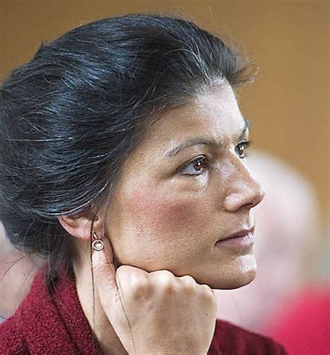 Sahra wagenknecht (geboren am 16. Sahra Wagenknechts Ruf nach einem Radikalkurs ...