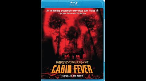 cabin fever 2002 cabin fever 2002 filming locations