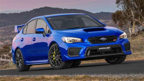 subaru wrx  pricing  spec confirmed car news