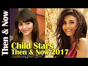 Child Stars Then and Now 2017 - Disney Channel Stars - YouTube