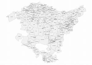 File Municipios Comunidad Autonoma Pais Vasco Svg