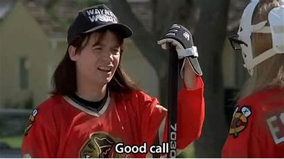 Waynes Wayne Call Gifs Things Nice Hockey