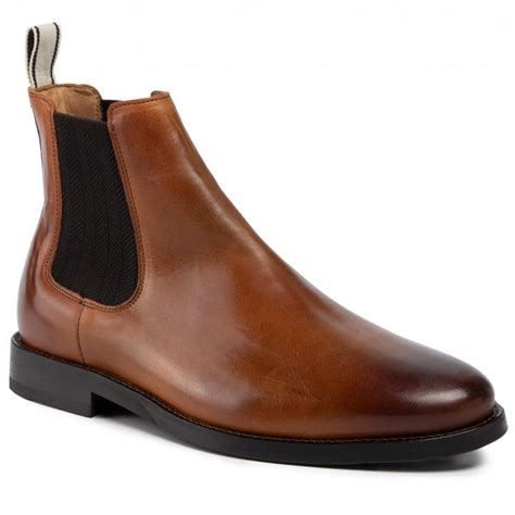 Check spelling or type a new query. Bottines Chelsea GANT - Max 19651891 Cognac G45 - Bottines ...